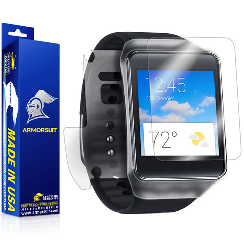Samsung Galaxy Gear Live Full Body Skin Protector