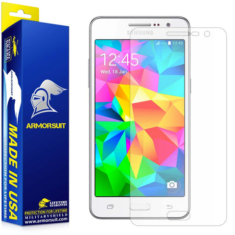 Samsung Galaxy Grand Prime Anti-Glare (Matte) Screen Protector