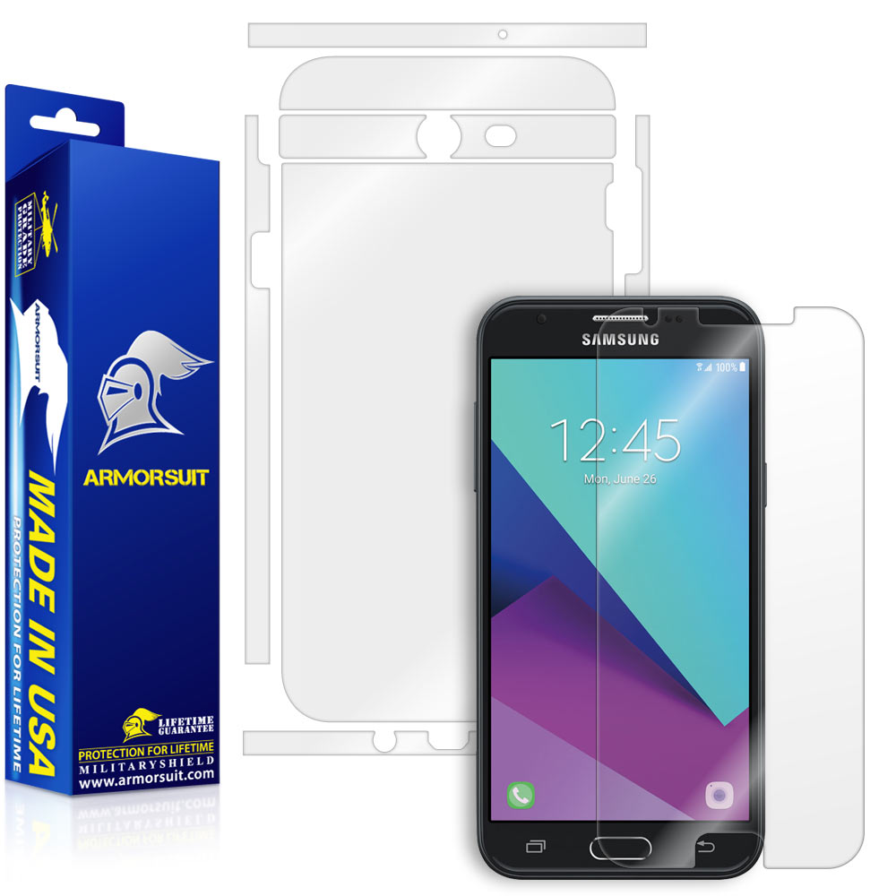 Samsung Galaxy J3 (2017) Full Body Skin Protector