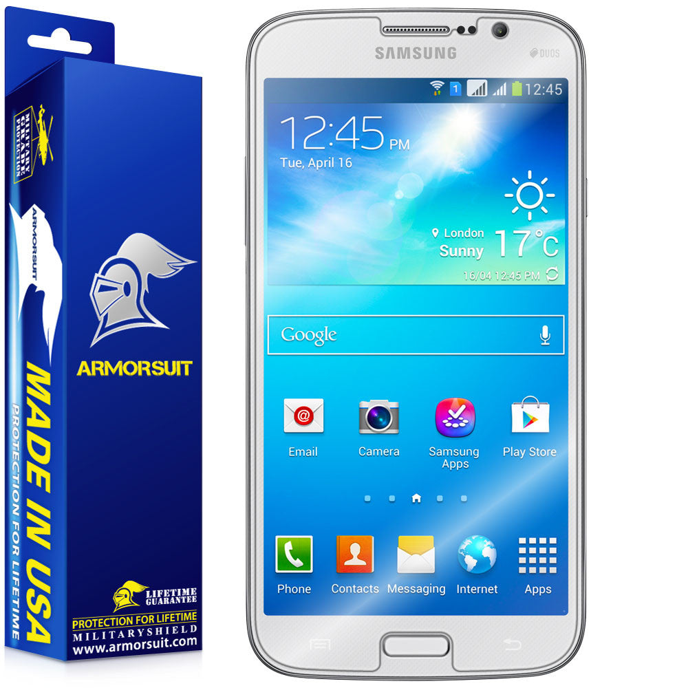 Samsung Galaxy Mega 2 Screen Protector (Case-Friendly)