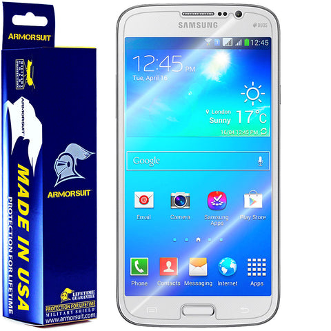 Samsung Galaxy Mega 5.8 Screen Protector (Case Friendly)