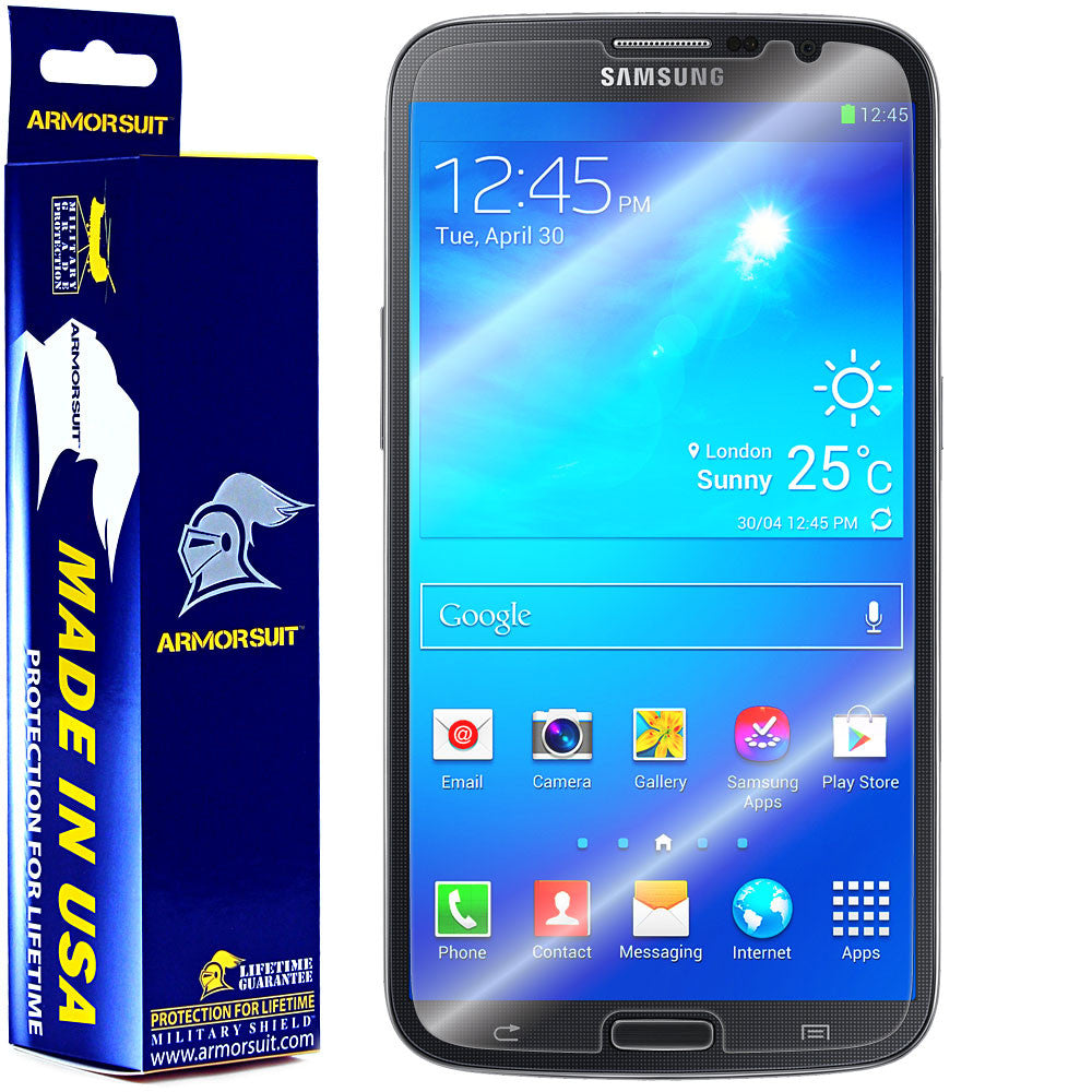 Samsung Galaxy Mega 6.3 Screen Protector (Case Friendly)