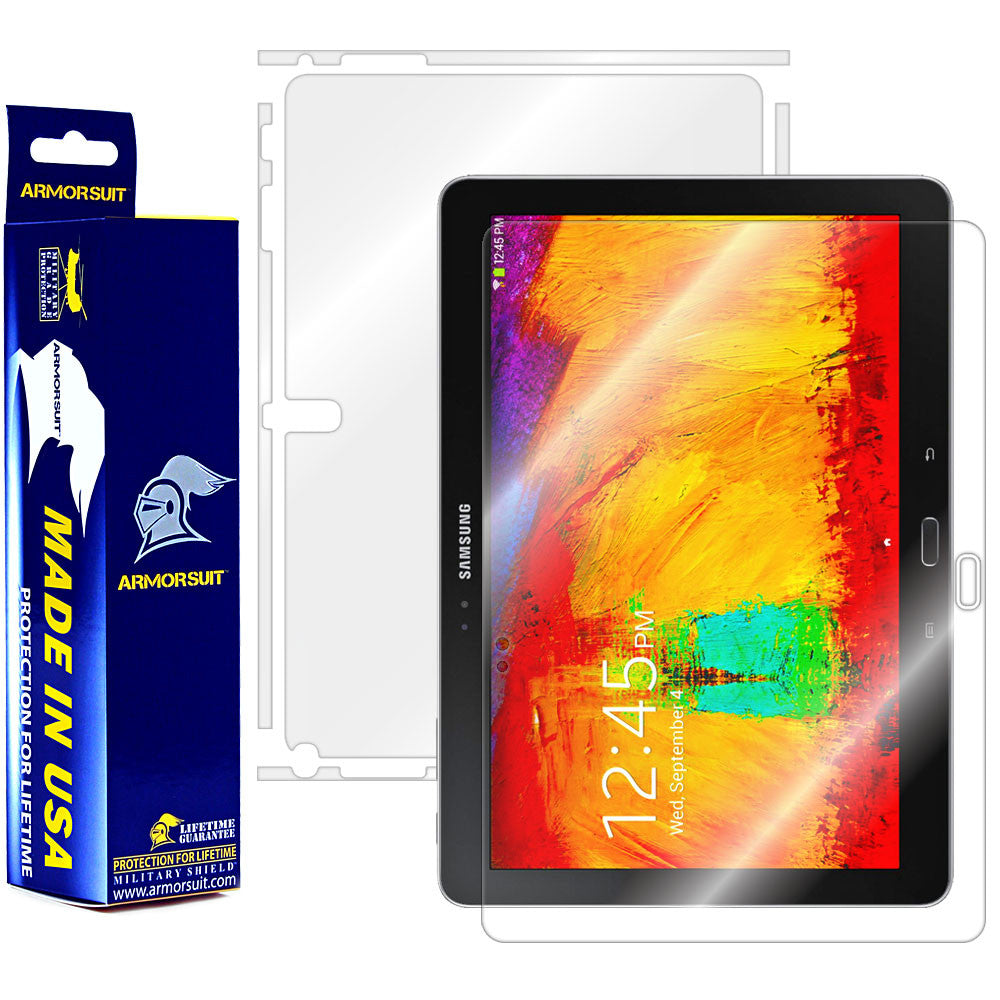 Samsung Galaxy Note 10.1 (2014 Edition) Full Body Skin Protector