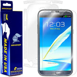 Samsung Galaxy Note II Full Body Skin Protector
