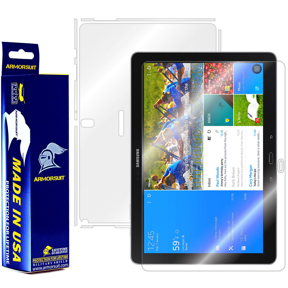 "Samsung Galaxy NotePRO 12.2"" Full Body Skin Protector"