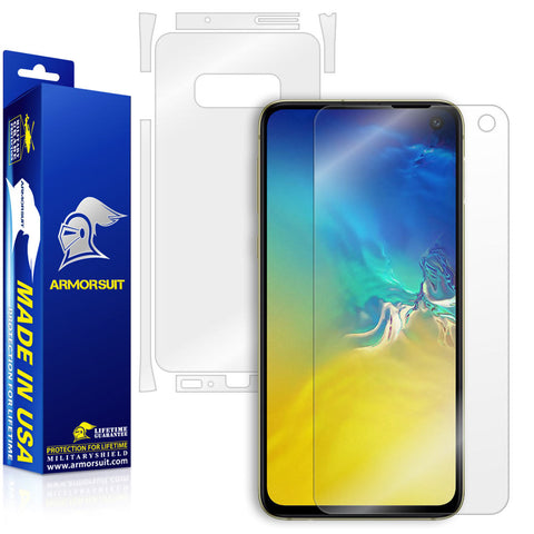 Samsung Galaxy S10e Full Body Skin Protector
