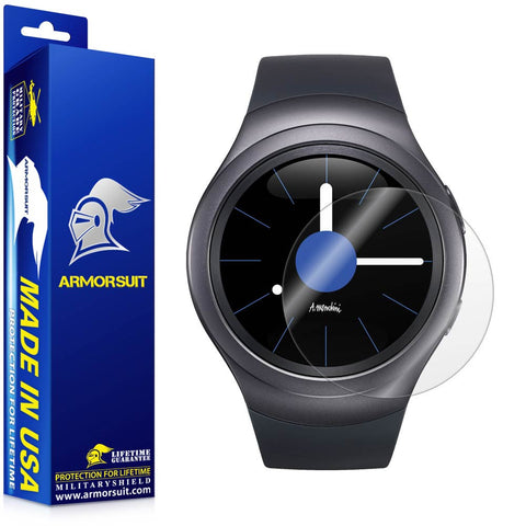 Samsung Gear S2 3G/4G Screen Protector (2-pack)