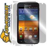 Samsung Epic 4G Touch Full Body Skin Protector