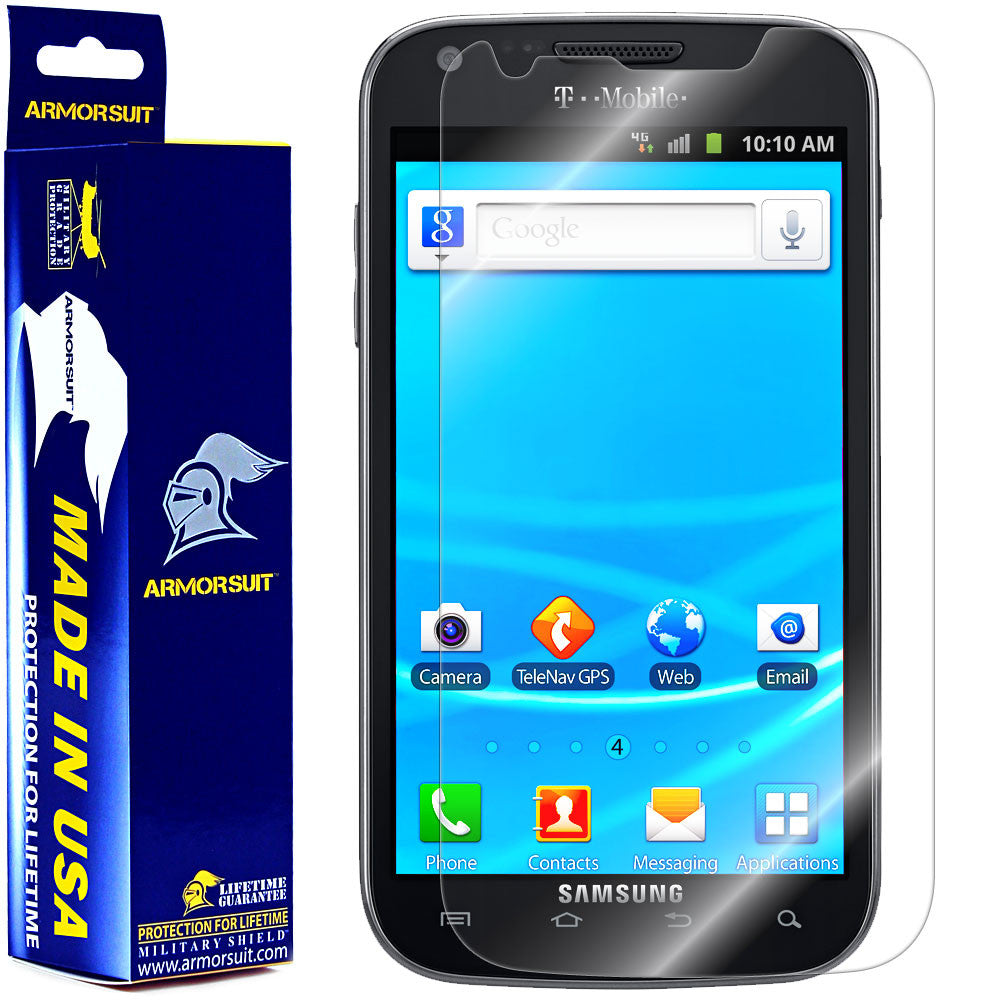 Samsung Galaxy S2/SII T-Mobile Screen Protector