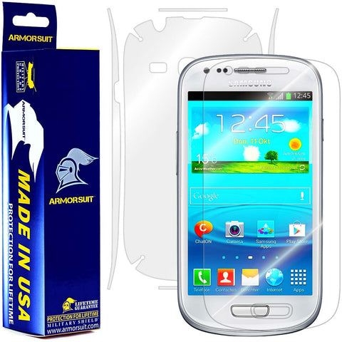 Samsung Galaxy S3 Mini Full Body Skin Protector