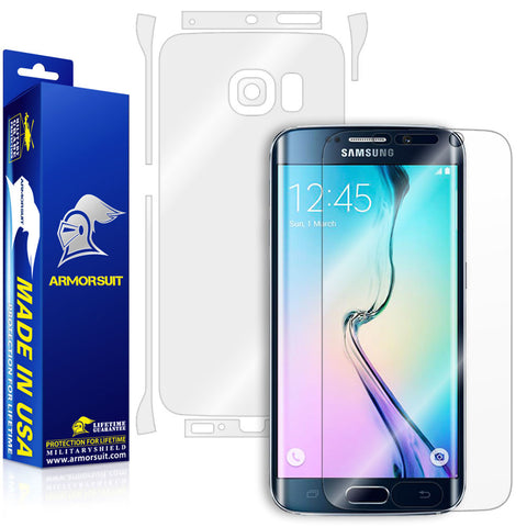 Samsung Galaxy S6 Edge Full Body Skin Protector