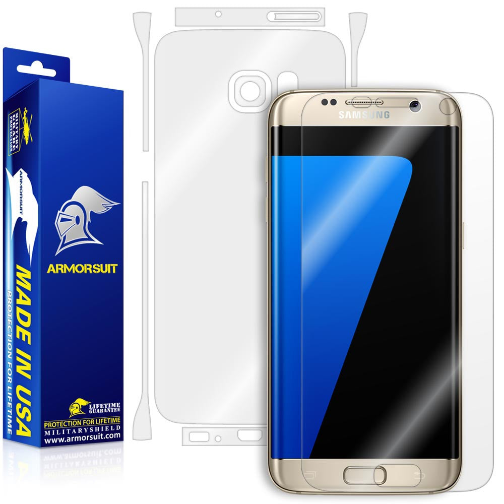 Samsung Galaxy S7 Edge Full Body Skin Protector