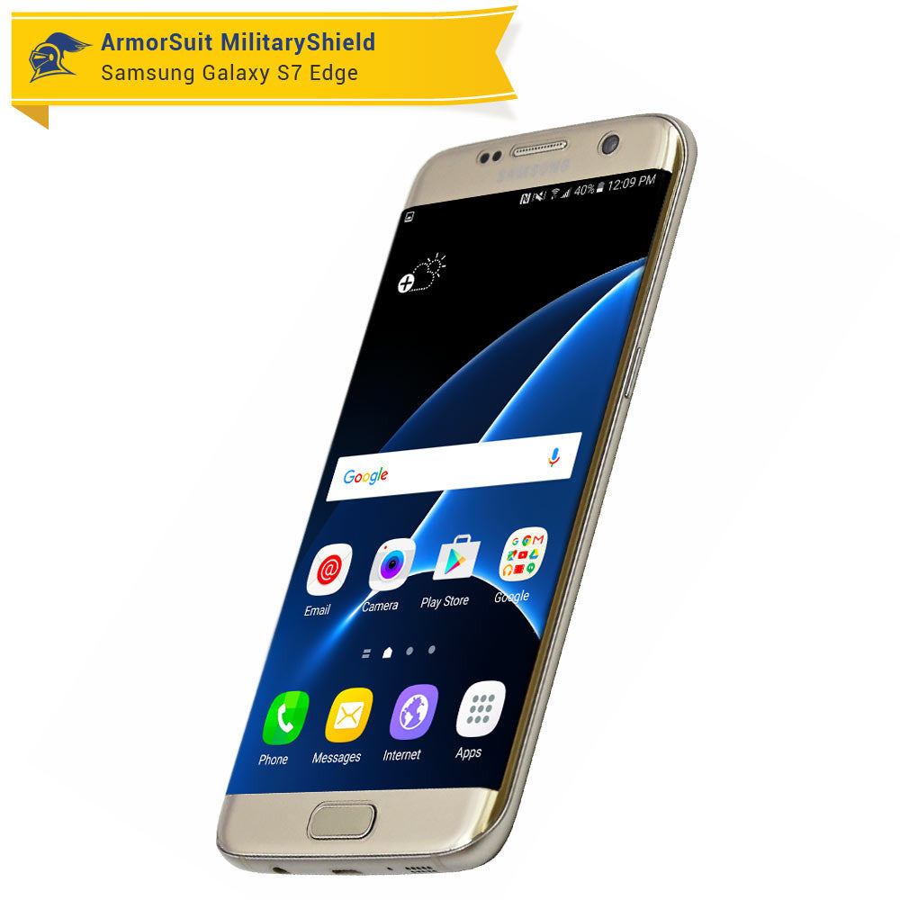Samsung Galaxy S7 Edge Screen Protector Full Coverage