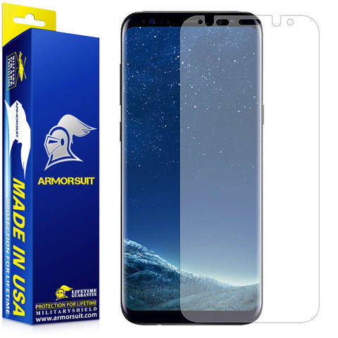 Samsung Galaxy S8 (Matte) Screen Protector