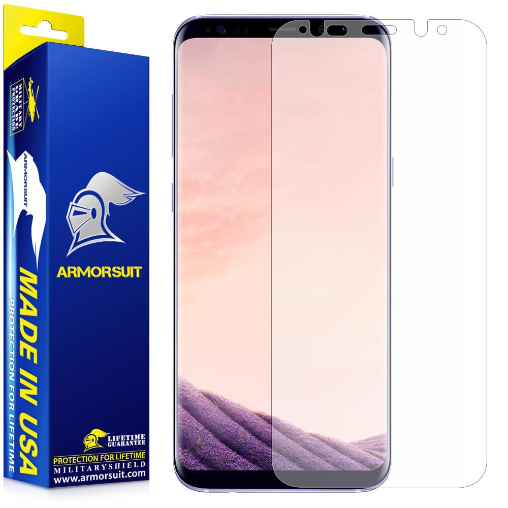 Samsung Galaxy S8 Plus (Matte) Screen Protector