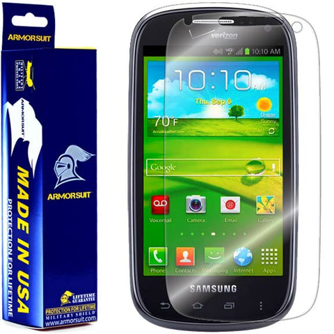 Samsung Galaxy Stratosphere II Screen Protector
