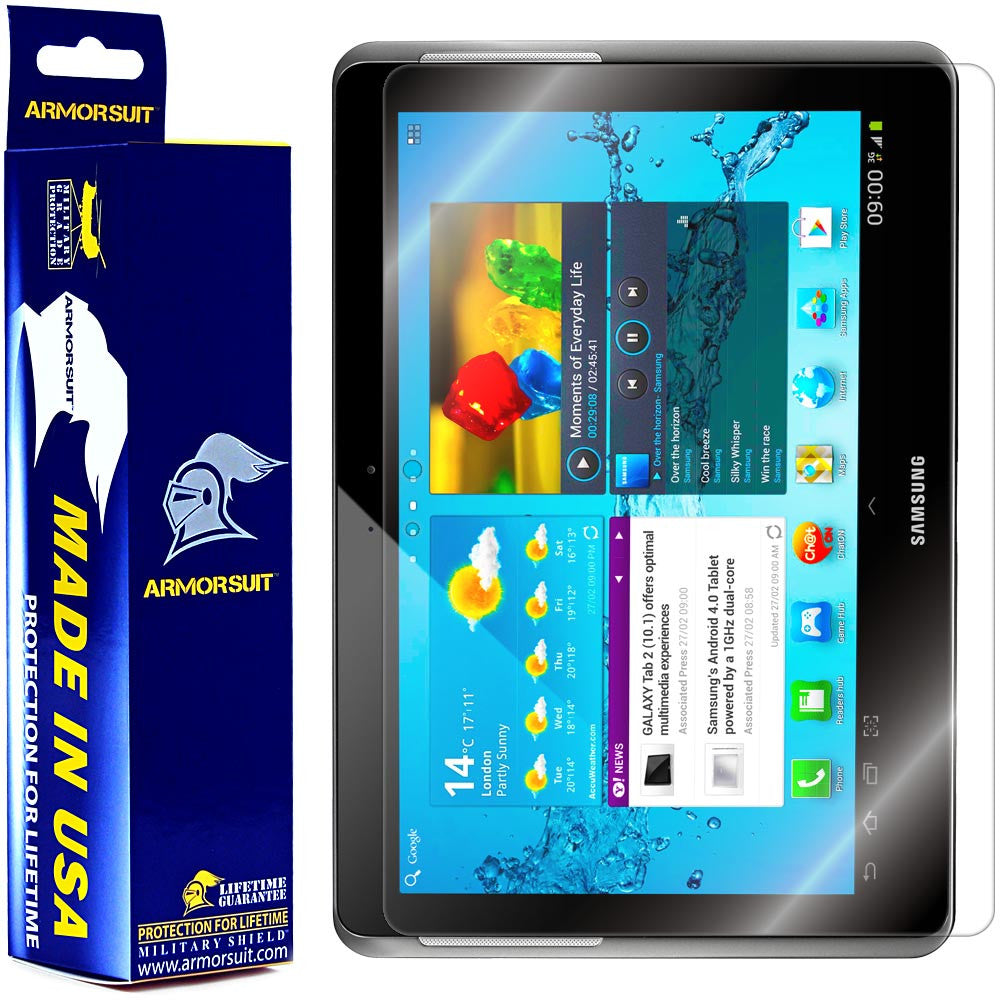 Samsung Galaxy Tab 2 10.1 Screen Protector