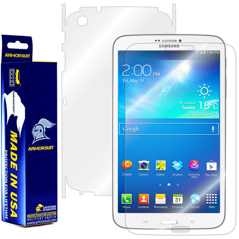 Samsung Galaxy Tab 3 8.0 (WIFI/3G/4G) International Version Full Body Skin Protector