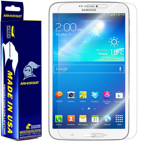 Samsung Galaxy Tab 3 8.0 (Wifi/3G/4G) International Version Screen Protector