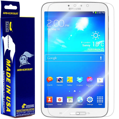 Samsung Galaxy Tab 3 8.0 (Wifi Only) Screen Protector