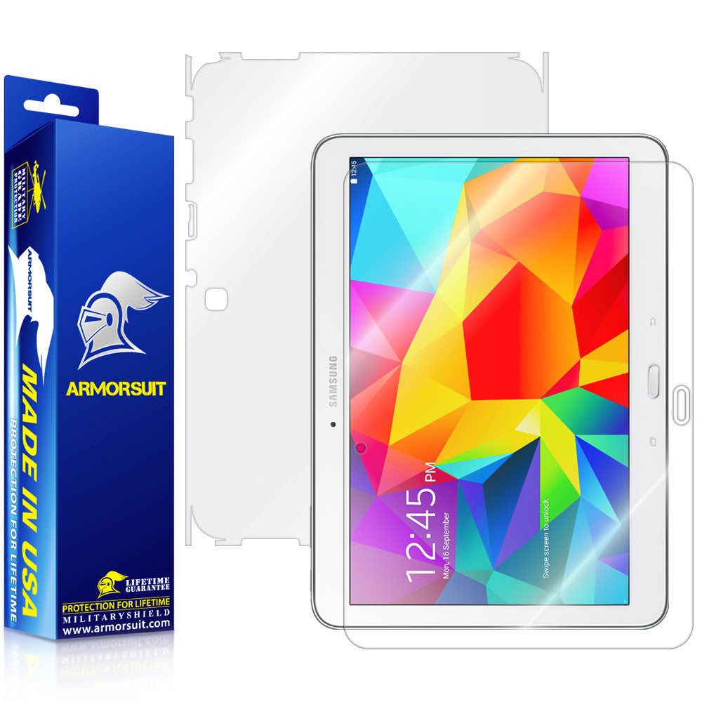 Samsung Galaxy Tab 4 10.1 Full Body Skin Protector