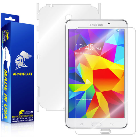 Samsung Galaxy Tab 4 7.0 Full Body Skin Protector