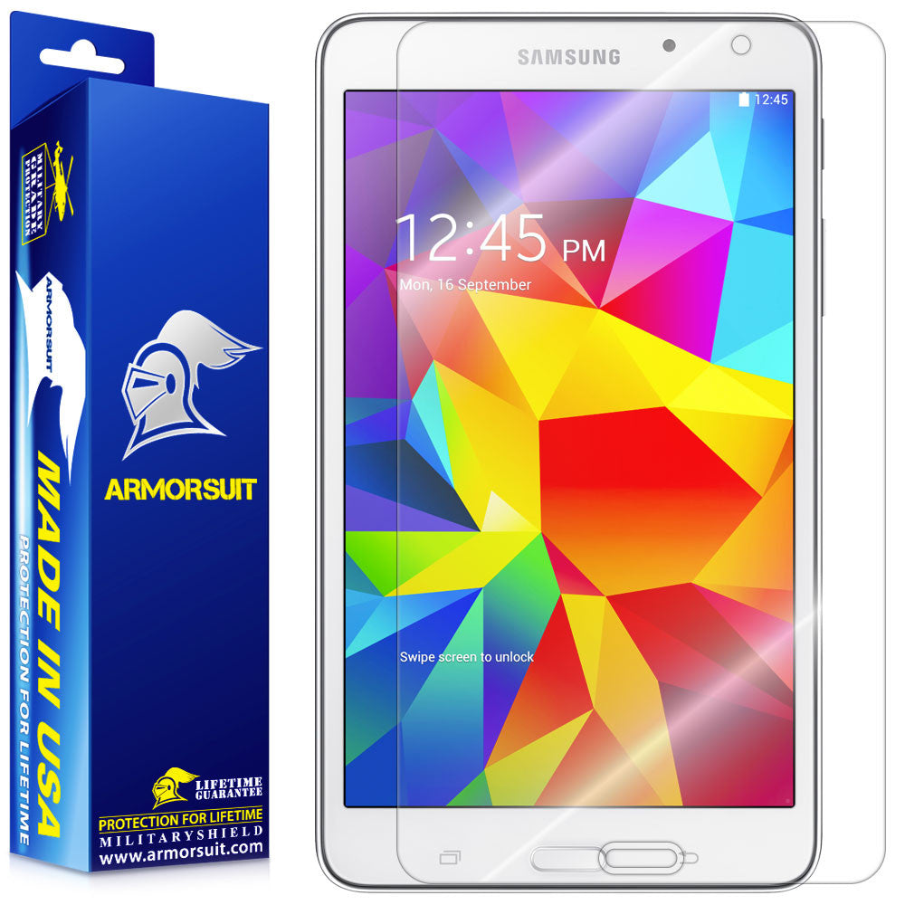 Samsung Galaxy Tab 4 7.0 Screen Protector
