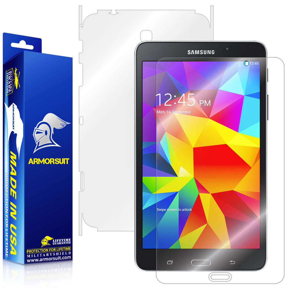 Samsung Galaxy Tab 4 8.0 Full Body Skin Protector