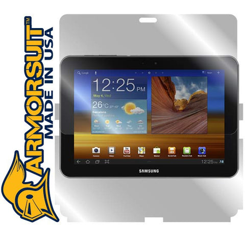 Samsung Galaxy Tab 8.9 Full Body Skin Protector