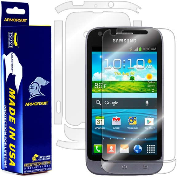 Samsung Galaxy Victory 4G LTE Full Body Skin Protector