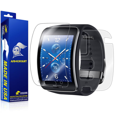Samsung Gear S Full Body Skin Protector