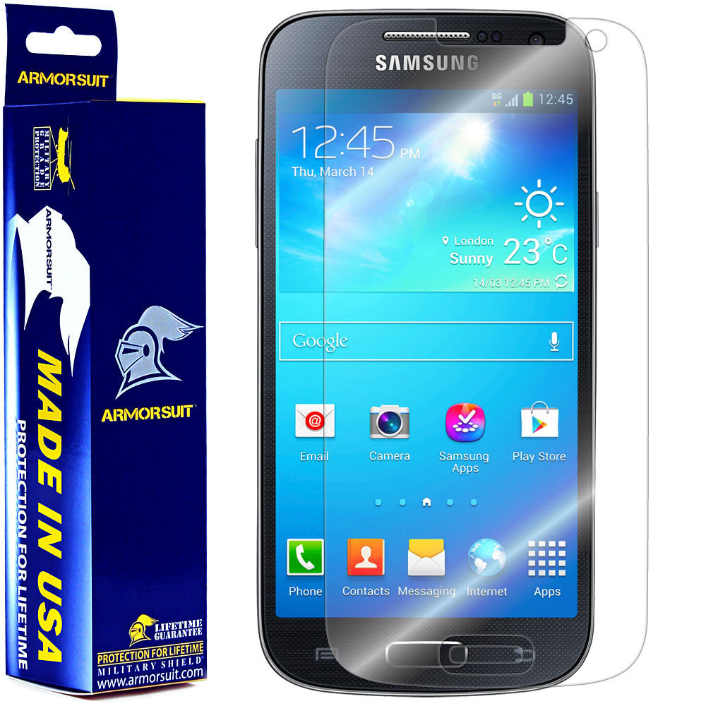 Samsung Galaxy S4 Mini Screen Protector
