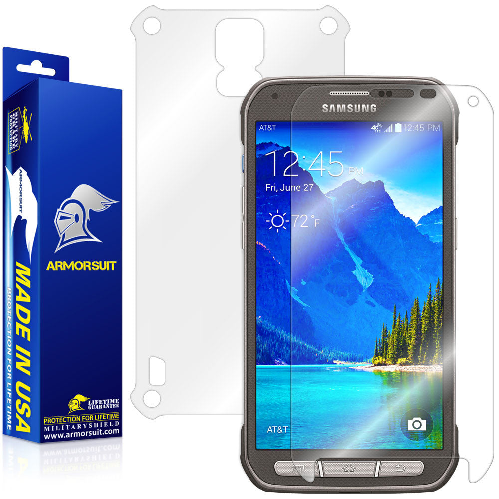 Samsung Galaxy S5 Active Full Body Skin Protector