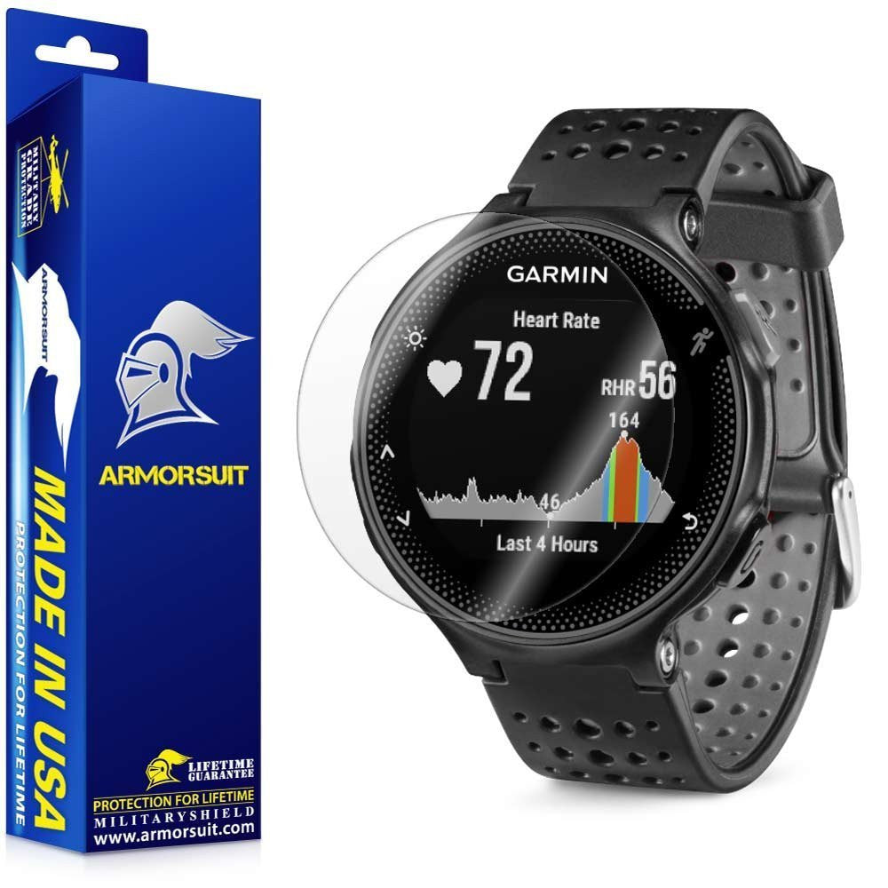 Garmin Forerunner 225/235/620/630 Screen Protector (2-Pack)