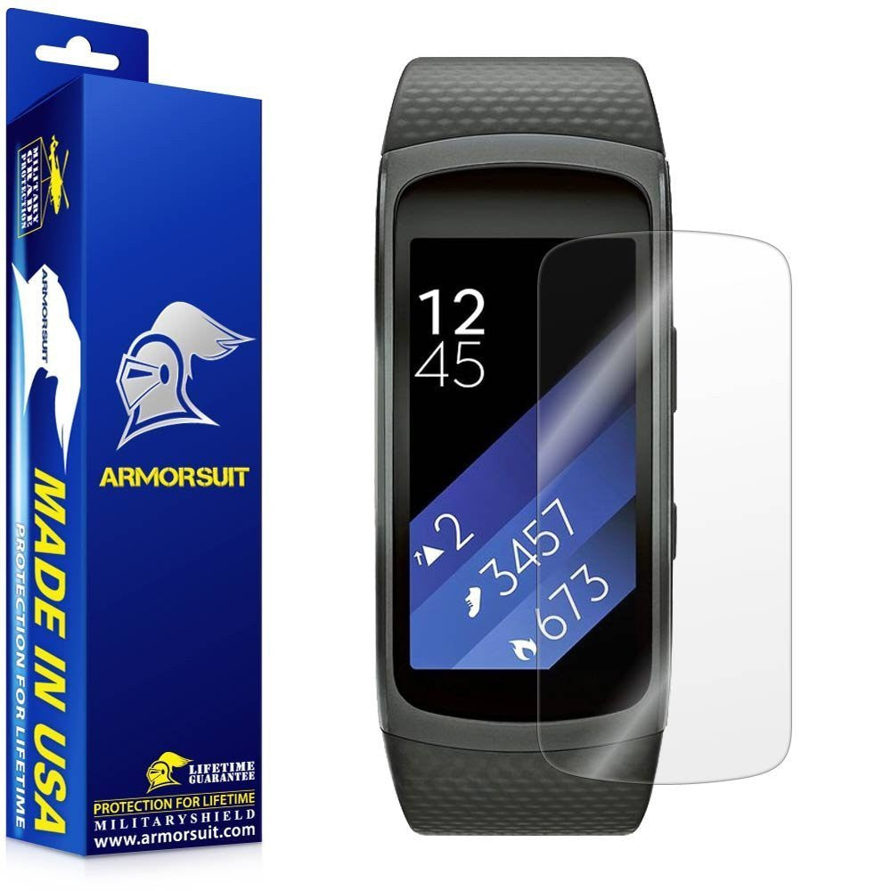 Samsung Gear Fit2 Screen Protector (2-Pack)
