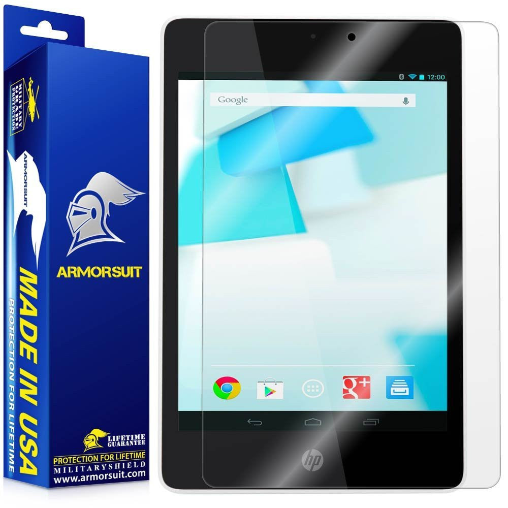 HP Slate 8 Pro S8-7600US Screen Protector