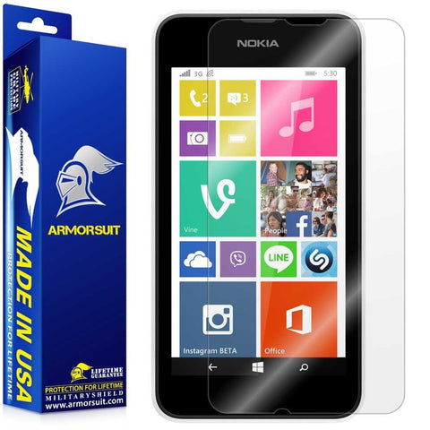Nokia Lumia 530 Screen Protector