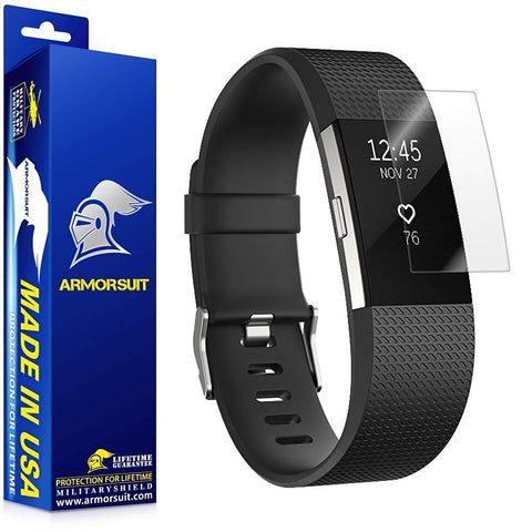 Fitbit Charge 2 Screen Protector (2-Pack)