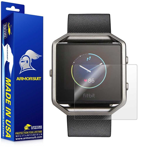 Fitbit Blaze Screen Protector [2 Pack]