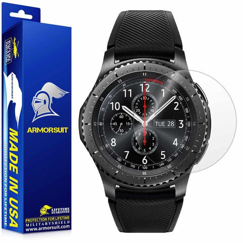 Samsung Gear S3 Classic / S3 Frontier Screen Protector (2-pack)
