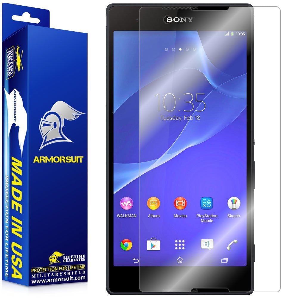 Sony Xperia T2 Ultra Screen Protector