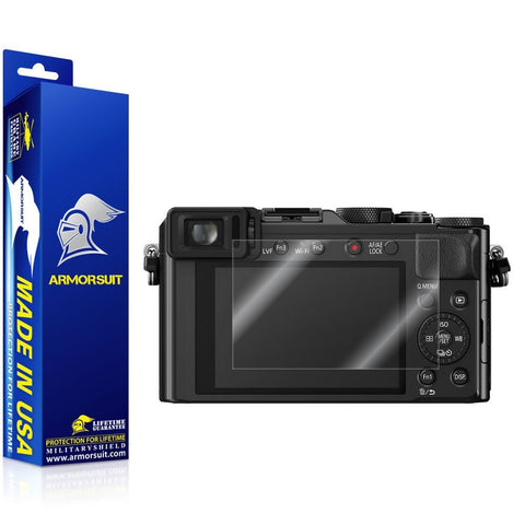 Panasonic Lumix DMC LX100 Camera Screen Protector