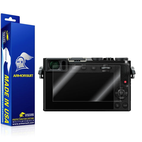 Panasonic Lumix DMC-GM5kk Camera Screen Protector