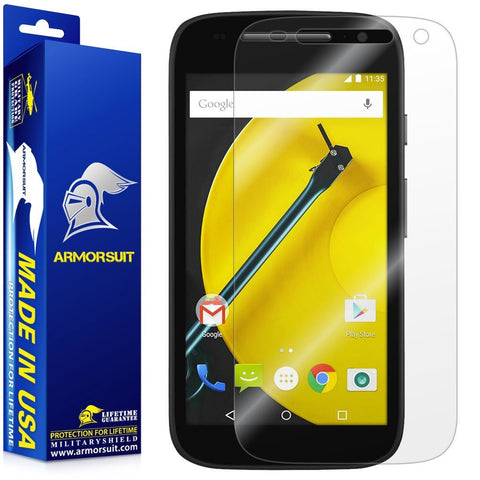 Motorola Moto E (2nd Gen, 2015) Screen Protector