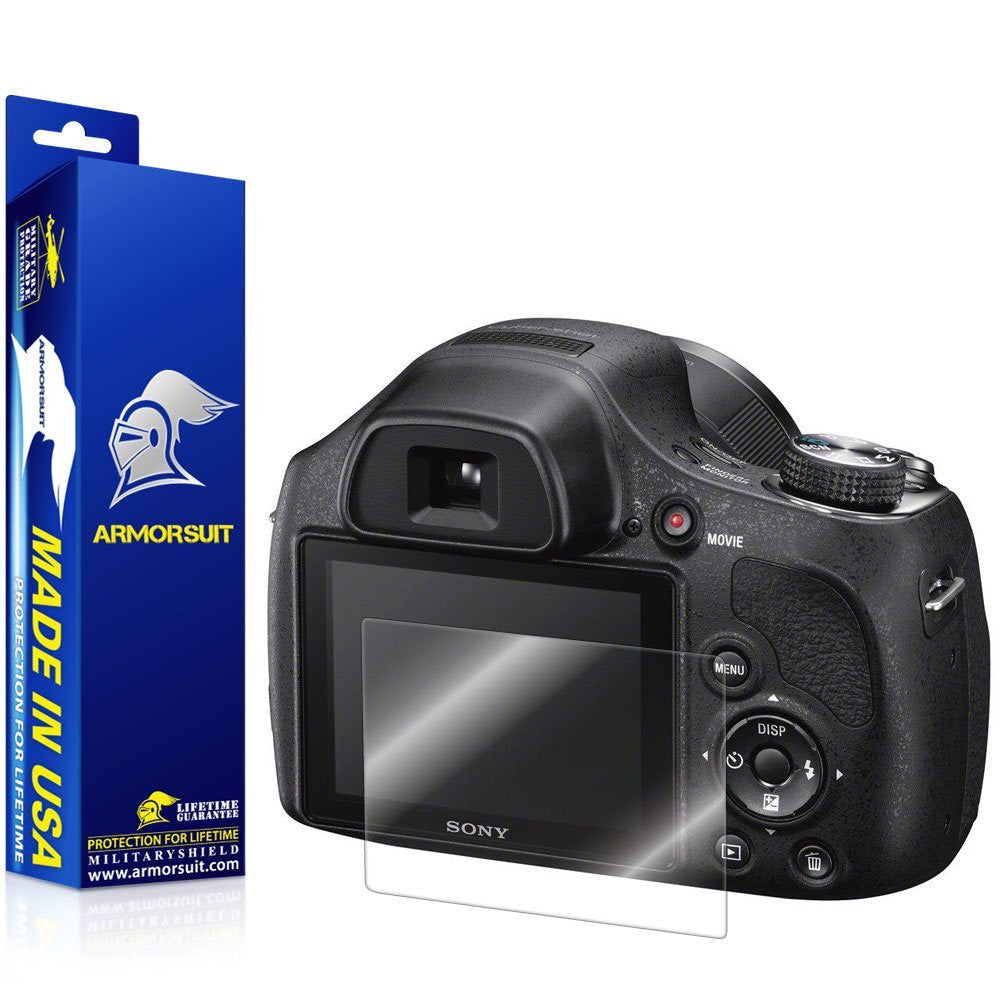Sony DSC-H400 Camera Screen Protector
