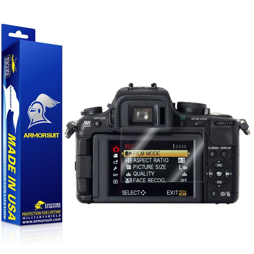 Panasonic Lumix DMC-GH3K Camera Screen Protector