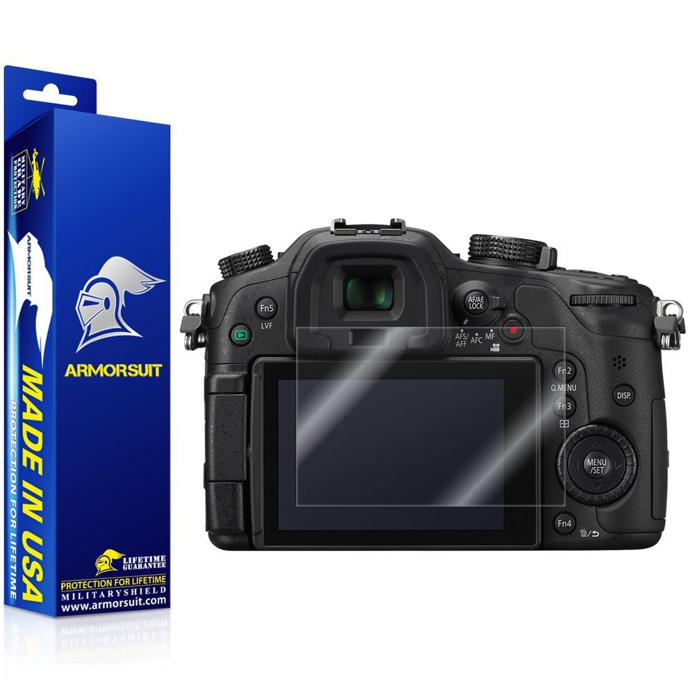 Panasonic Lumix DMC-GH4K Camera Screen Protector