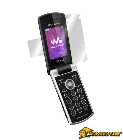 Sony Ericsson W518A Screen Protector