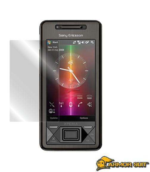 Sony Ericsson Xperia X1 Screen Protector