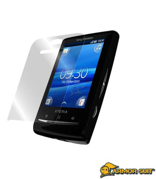 new styles aae9d 99b36 Sony Ericsson Xperia X10 Mini Screen Protector - ArmorSuit